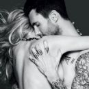 Adam Levine, Anne Vyalitsyna - Vogue Magazine Pictorial [Russia] (November 2011)