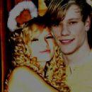Taylor Swift and Lucas Till