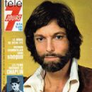 Richard Chamberlain - Télé 7 Jours Magazine Cover [France] (9 July 1983)