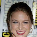 Melissa Benoist – 'Supergirl' Press Line at Comic-Con 2016 in San Diego - 454 x 548