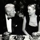 Grace Kelly and Spencer Tracy