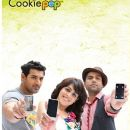 John, Abhay and Genelia Shoots for LG Cookie advert - 384 x 585