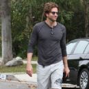 Bradley Cooper: Fitness Focused