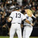 Minnesota Twins v New York Yankees, Game 1