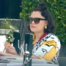Jessie J – Lunch at Crossroads Kitchen in West Hollywood - 454 x 315