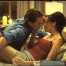 Famke Janssen and Michael Douglas