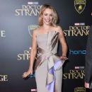 Rachel McAdams- October 20, 2016- Premiere Of Disney And Marvel Studios'
