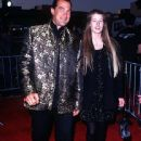 Adrienne La Russa and Steven Seagal