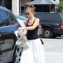 Minka Kelly- June 28, 2016-  Runs Errands in West Hollywood - 448 x 600