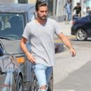Scott Disick is spotted out running errands in West Hollywood, California on July 1st, 2016 - 408 x 600