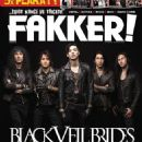 Black Veil Brides - Fakker! Magazine Cover [Czech Republic] (May 2014)