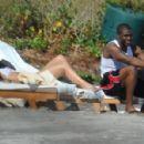 Kim Kardashian - On Vacation In Costa Rica - March 7, 2010 - 454 x 298
