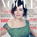 Vogue UK April 2014 - 350 x 459