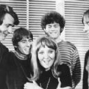 Mike Nesmith, Davy Jones, Lulu,  Micky Dolenz and Peter Tork
