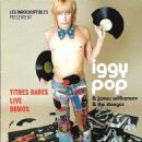 Iggy Pop - Les Inrockuptibles Présentent Iggy Pop & James Williamson & The Stooges