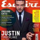 Justin Timberlake Covers Esquire UK December 2011