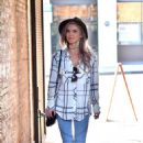 Audrina Patridge  Out and about in Hollywood CA January 12, 2015
