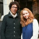 Kwame Ferreira and Lily Cole - 454 x 454
