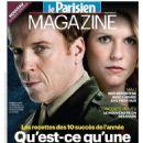 Damian Lewis, Claire Danes - Le Parisien Magazine Cover [France] (2 November 2012)