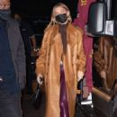 Hailey Bieber and Justin Bieber – step out for dinner in New York City