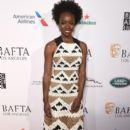 Danai Gurira : The BAFTA Los Angeles Tea Party - 401 x 600