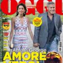 George Clooney and Amal Alamuddin - 358 x 493