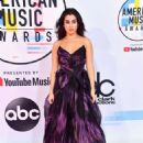 Lauren Jauregui – 2018 American Music Awards in Los Angeles - 454 x 659