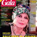 Brigitte Bardot - Gala Magazine Cover [France] (11 June 2020)