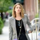 Ashley Benson – Out and about in New York
