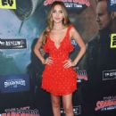 Ryan Newman – 'The Last Sharknado: It's About Time' Premiere in LA - 454 x 652