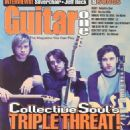 Guitar One Magazine Cover [United States] (May 1999)