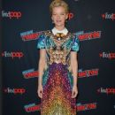 Gretchen Mol – 'Nightflyers' Screening at 2018 New York Comic Con - 454 x 682