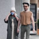 Hilary Duff – Gets a COVID test with Matthew Koma at Trader Joe's in Los Angeles