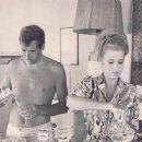 Jane Fonda and Roger Vadim - 454 x 363