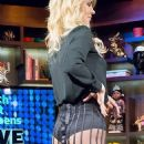 Brandi Glanville At Bravos Watch What Happens Live In Nyc