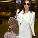 Eva Longoria, Flying With First Class Fashion