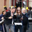 Jamie romances in Rome