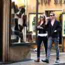 Jamie romances in Rome