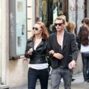 Jamie Bower and Zoe Graham