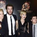 "Premiere of ""The Hunger Games: Catching Fire"" in Paris (November 15)"