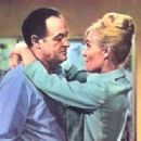 Shirley Eaton and Bob Hope