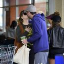 Dakota Johnson with Blake Lee – Shopping Candids In Los Angeles - 454 x 554