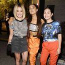 Ashley Tisdale, Ariana Grande and Alessia Cara at the Amazon Music Unboxing Prime Day Event in Brooklyn - 454 x 638