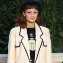 Ella Purnell attends the Chanel Haute Couture Spring Summer 2019 show as part of Paris Fashion Week on January 22, 2019 in Paris, France - 454 x 651