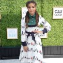 Sarah Jeffery – The CW Networks Fall Launch Event in LA