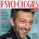 Vincent Cassel - Psychologies Magazine Cover [Russia] (May 2016)