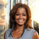 Claudia Jordan - Screen Gems' 'Takers' Premiere At Arclight Cinema Cinerama Dome On August 4, 2010 In Hollywood, California - 454 x 626