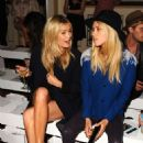Laura Whitmore Gyunel Fashion Show In London
