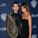 Joe and Blanda - InStyle and Warner Bros. 71st Annual Golden Globe Awards Post-Party in Beverly Hills (January 12) - 454 x 605