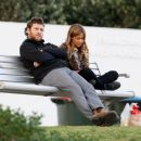 Sam Worthington and Natalie Mark - 454 x 385
